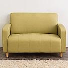 時尚屋  西恩納雙人座透氣貓抓皮沙發 (共11色)