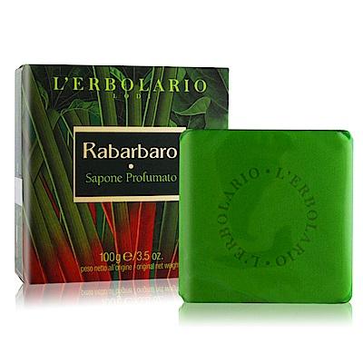 LERBOLARIO 蕾莉歐 沁綠清甜植物皂100g