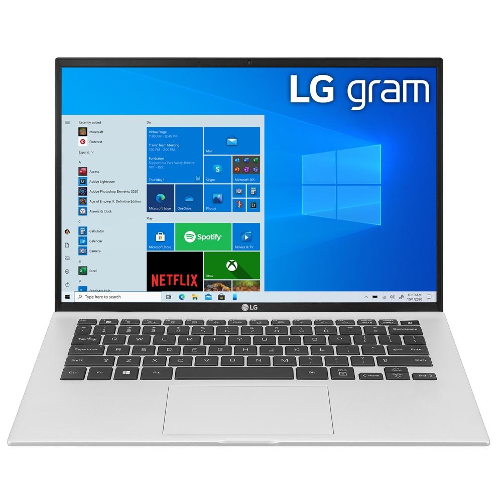 【LG 樂金】Gram Z90P 14吋筆電-銀色(i5-1135G7/16G/512G NVMe/WIN10 PRO/14Z90P-G.AP56C2)