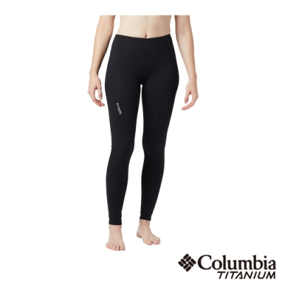 Columbia 哥倫比亞 女款- Omni HEAT 3D鋁點快排內著長褲