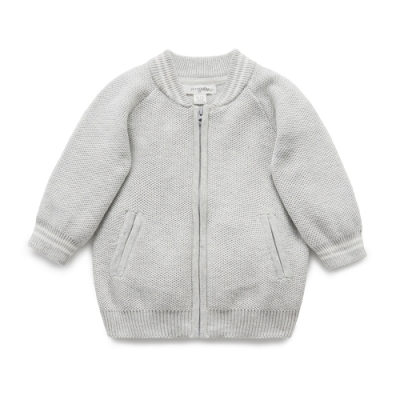 澳洲Purebaby有機棉外套-薄外套1~3歲