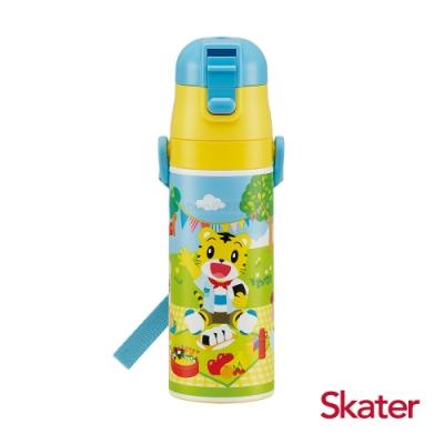 Skater直飲470ml不鏽鋼水壺-巧虎PICNIC