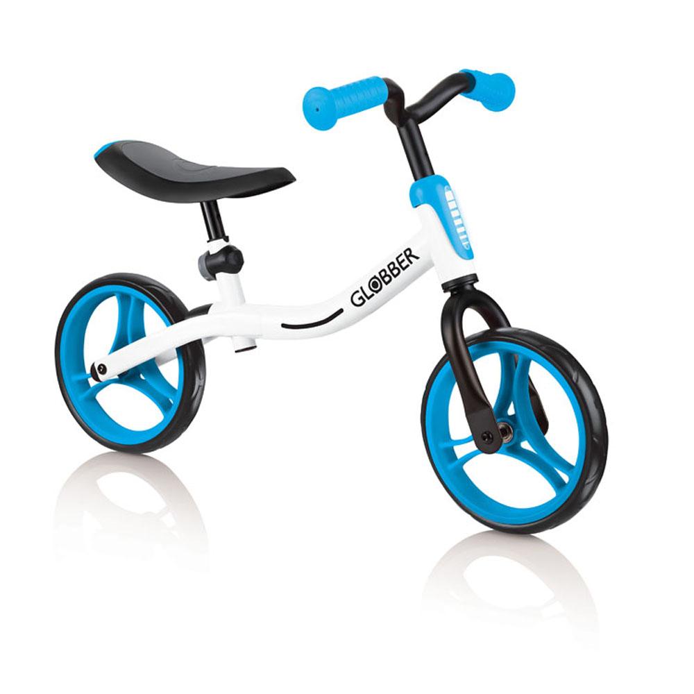 Globber 哥輪步 Go-Bike平衡車-白藍 @ Y!購物