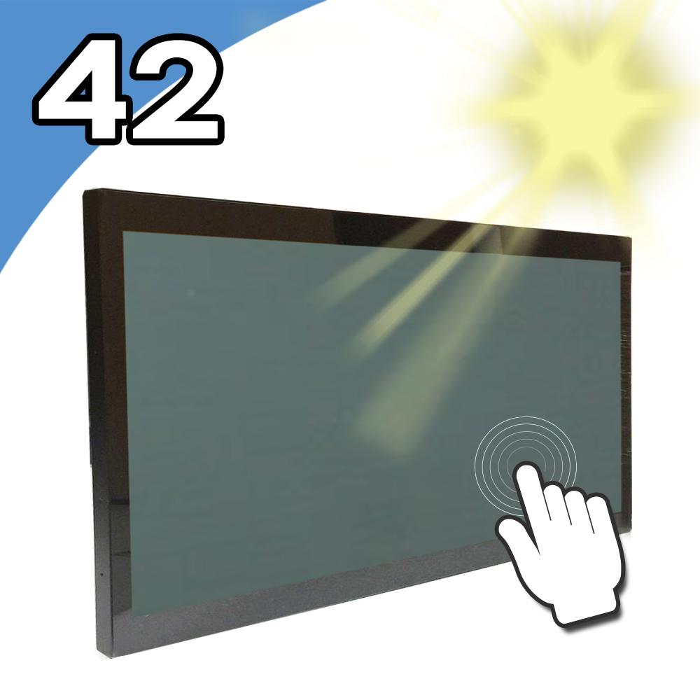 Nextech P系列 42吋-室外型 電容式觸控螢幕(高亮度)