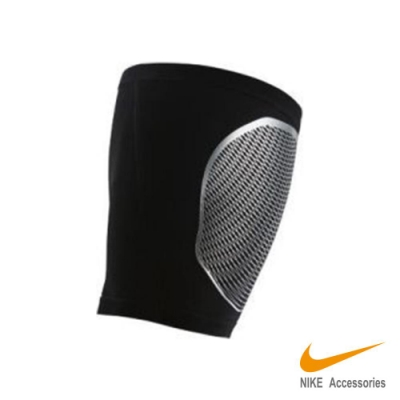 NIKE PRO COMBAT大腿護套 2.0/黑白