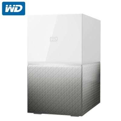 WD My Cloud Home Duo 20TB(10TBx2) 雲端儲存系統