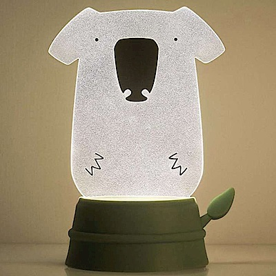 Xcellent PARTY LIGHT 派對時光 動物燈-Koala 無尾熊
