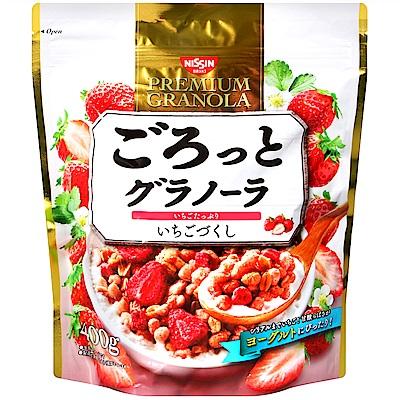 日清Cisco 草莓多多綜合穀片(400g)