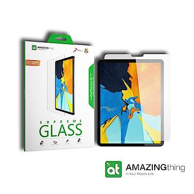 AmazingThing Apple iPad 2018(12.9)滿版強化玻璃保護貼