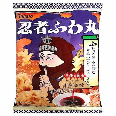 東鳩 忍者玉米脆果-醬油風味(65g)