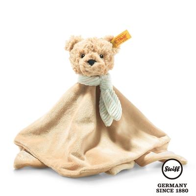 STEIFF德國金耳釦泰迪熊 Jimmy Teddy Bear Comforter  吉米小寶貝 (嬰幼兒安撫巾)