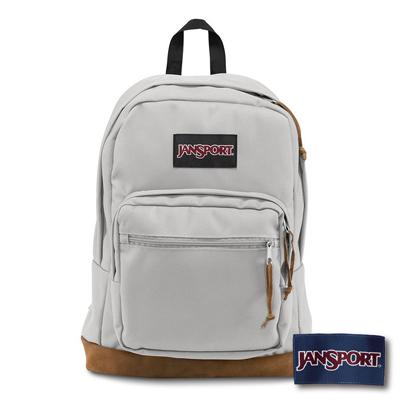 JanSport -RIGHT PACK系列後背包 -淺灰