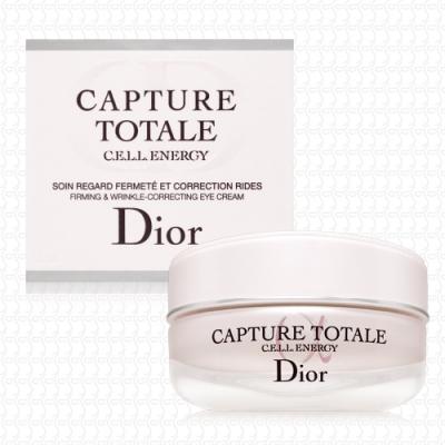 * Dior迪奧 逆時能量緊緻眼霜15ml