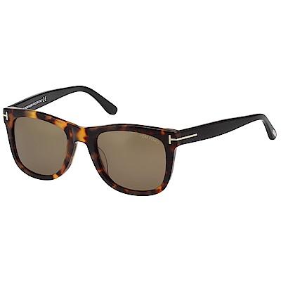 TOM FORD 經典款 太陽眼鏡-琥珀色-TOM9336