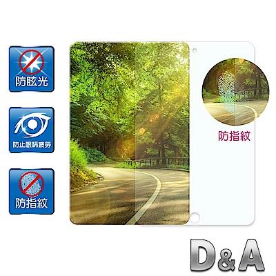 D&A Apple iPad Air (10.5吋/2019)日本膜AG螢幕貼(霧面防眩)