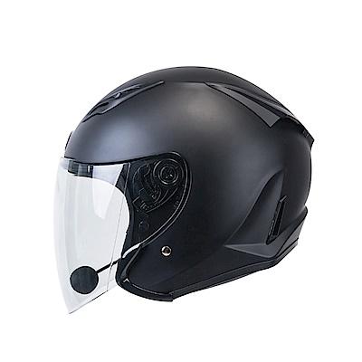 JARVISH Flash F1 騎蹟英雄 智慧安全帽 機車行車紀錄器 - 黑