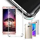 AISURE for Samsung Galaxy Note 5 軍規5D氣囊防摔手機殼