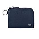 PORTER - 自信魅力REGAL L型卡片零錢包 - 深藍