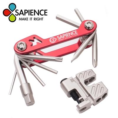 SAPIENCE 超值型多功能隨身18in1工具組(DT-032) -快速到貨