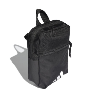 adidas 斜背包 Parkhood Organiser Bag 愛迪達 外出 小包 輕便 基本款 穿搭 黑 白 FS0281