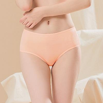 純色速乾Tactel旅行專用M-XL內褲 初戀甜橙 可蘭霓Clany