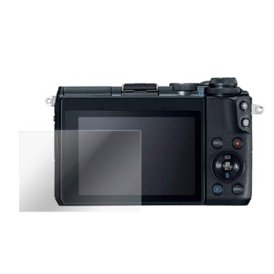 Kamera 9H 鋼化玻璃保護貼 for Canon EOS M6 / 相機保護貼 / 贈送高清保護貼