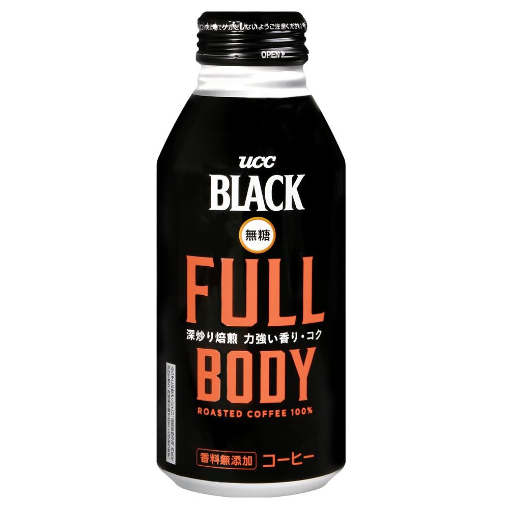 UCC FULL黑咖啡(375g)