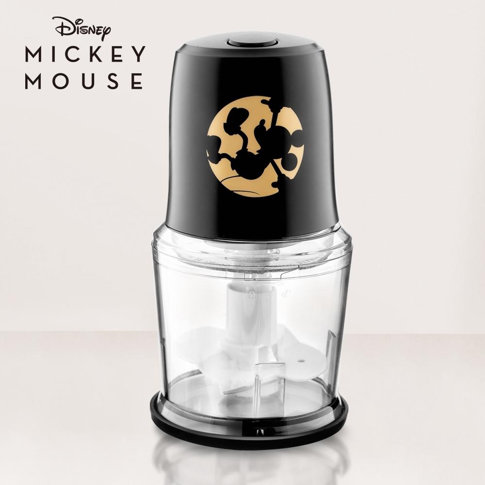 (結帳驚喜價)Disney迪士尼米奇曜黑食物調理機MK-GN2103
