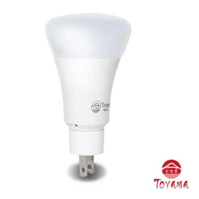 TOYAMA特亞馬 LED雷達感應燈5W 插頭型(白光、黃光任選)
