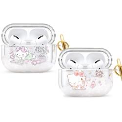 GARMMA Hello Kitty AirPods Pro 藍牙耳機流沙保護套