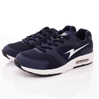 ARNOR-休閒緩震氣墊鞋-NI3216消光藍(男段)