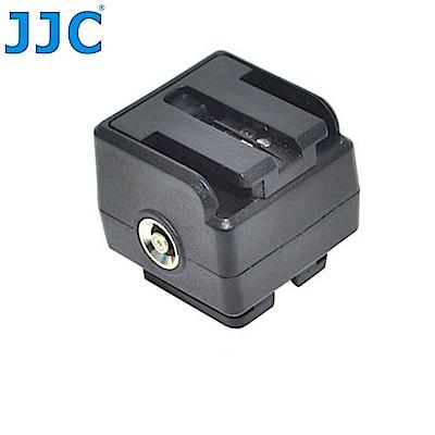 JJC 標準熱靴轉SONY熱靴轉換座SC-5-相機/望遠器材用