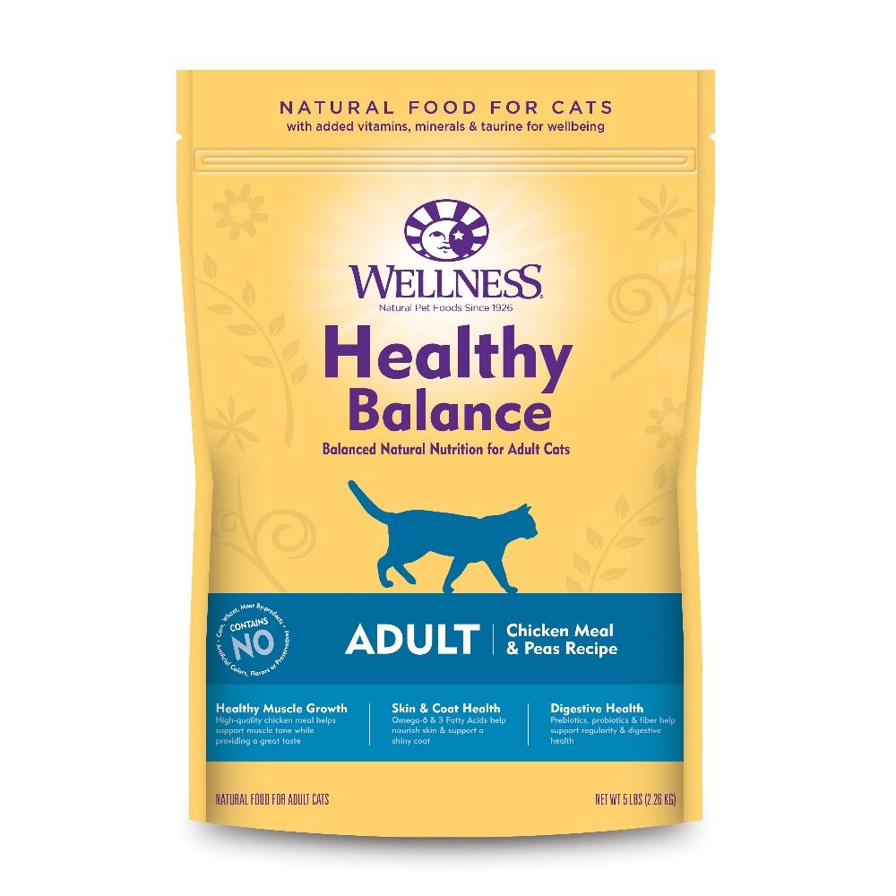 Wellness 健康均衡 成貓 經典美味食譜 12磅