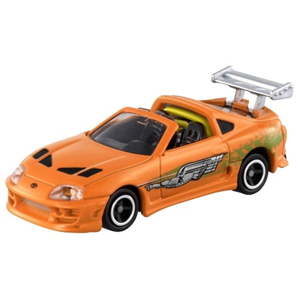 任選TOMICA Dream 玩命關頭9 TOYOTA SUPRA 電影 TM12806 多美小汽車