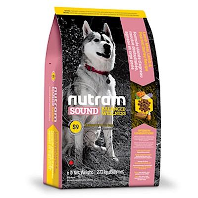 Nutram紐頓 S9 成犬(羊肉+南瓜)配方 1.36KG