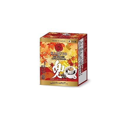 日本石光-兜濾掛咖啡(賞楓)7公克*10入