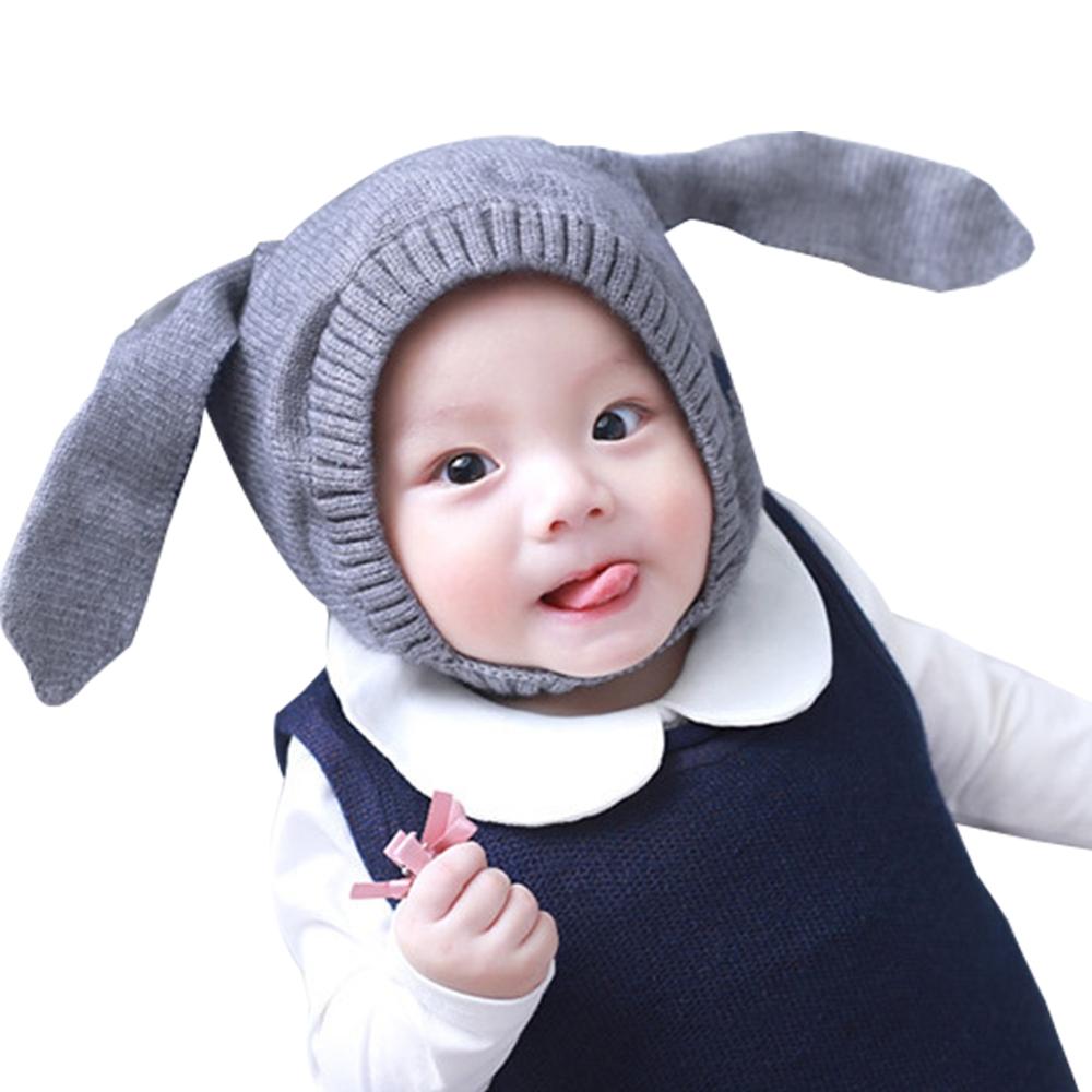 JoyNa 可愛長耳朵造型保暖護耳帽
