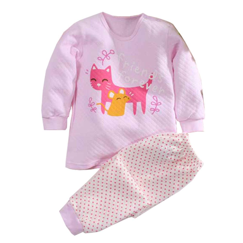 三層棉印花居家套裝 k60932 魔法Baby