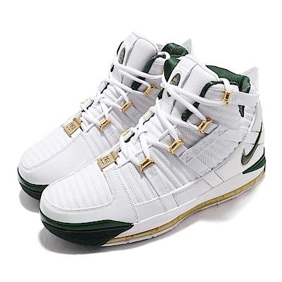 Nike 籃球鞋 Zoom Lebron III 男鞋