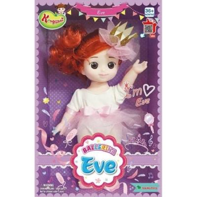 任選小荳娃娃 好朋友EVE順宜芭蕾舞者YT31042 KONGSUNI