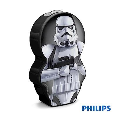 飛利浦 PHILIPS 星際大戰LED手電筒~帝國風暴兵 71767