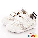 IFME健康機能鞋 輕量學步款 NI00212米黃(寶寶段)