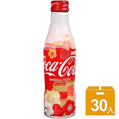 【Coca-Cola】可口可樂 新年版(250mlx30入)