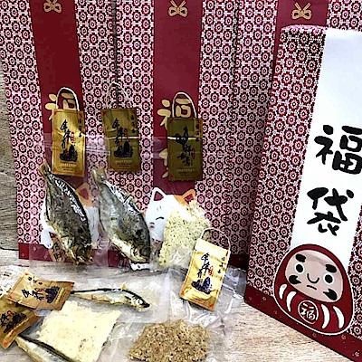 年年有魚》貓咪福袋組(多樣年菜+貓草球+貓玩具)