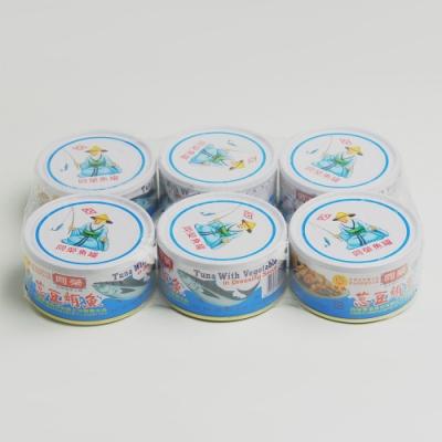 同榮 蔥豆鮪魚24入 (100g/易開罐)