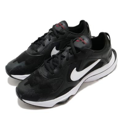 Nike 休閒鞋 Air Zoom Division 男鞋 氣墊 舒適 緩震 潮流穿搭 黑 白 CK2946003