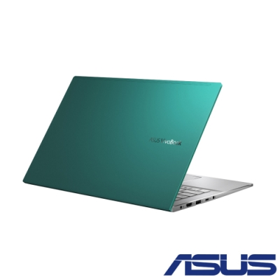 ASUS S433EQ 14吋筆電(i5-1135G7/MX350/16G/512G SSD/VivoBook S14/主旋綠)