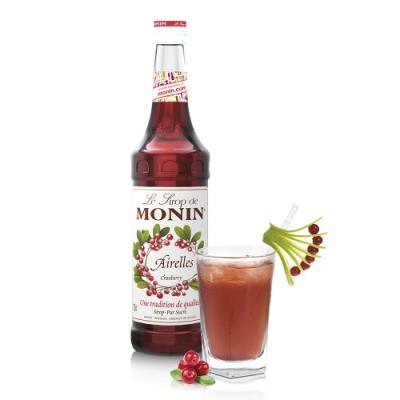 Monin糖漿-蔓越莓700ml