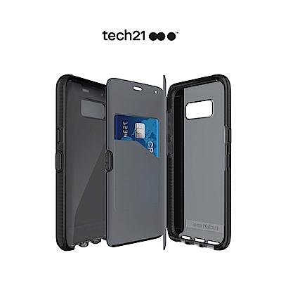 Tech21 英國超衝擊 Evo Wallet Samsung S8 防撞軟質保護皮套