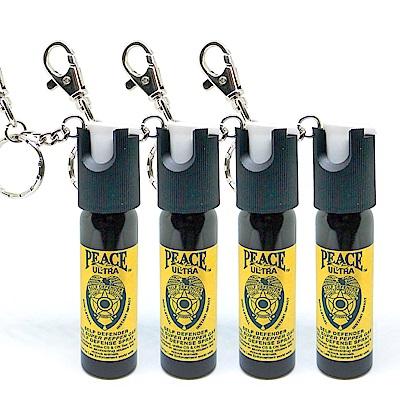 防禦者-防身防狼噴霧器-4入組